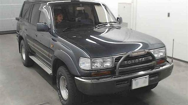 1995 Toyota Landcruiser