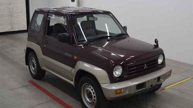 1996 Mitsubishi Pajero JR
