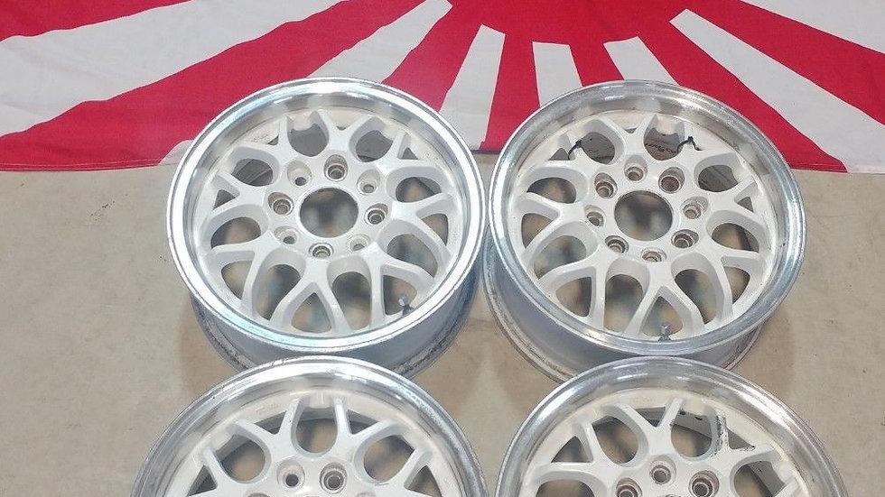 "13"" Sparco Racing Crimson 13x5 4*110/4x114.3"