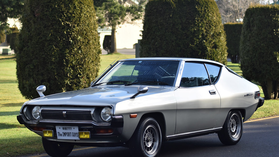 1978 Nissan Silvia