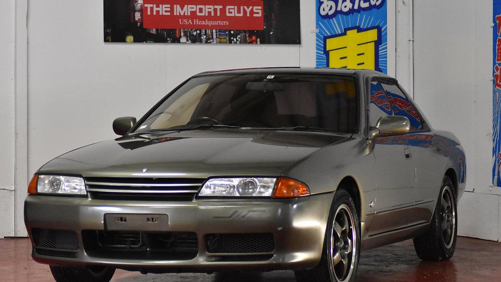 1992 Nissan Skyline 26 Autech