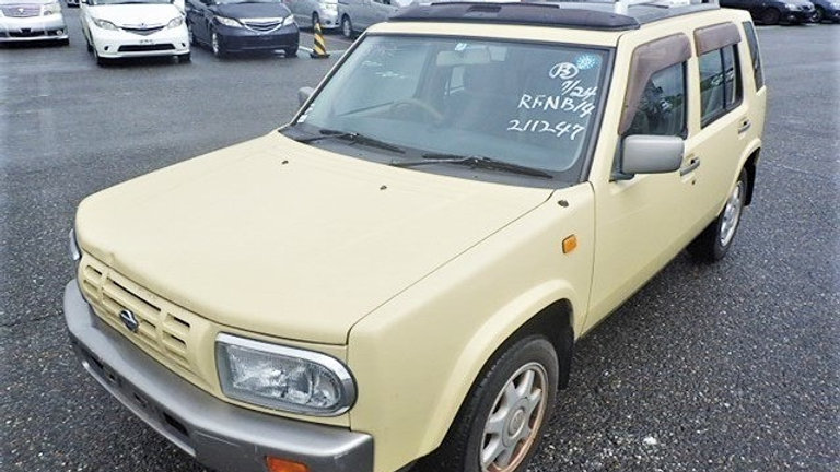 1995 Nissan Rasheen Type III