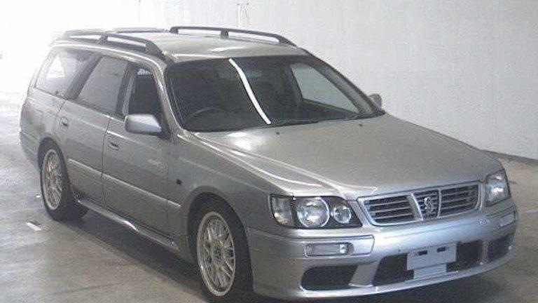 1997 Nissan Stagea