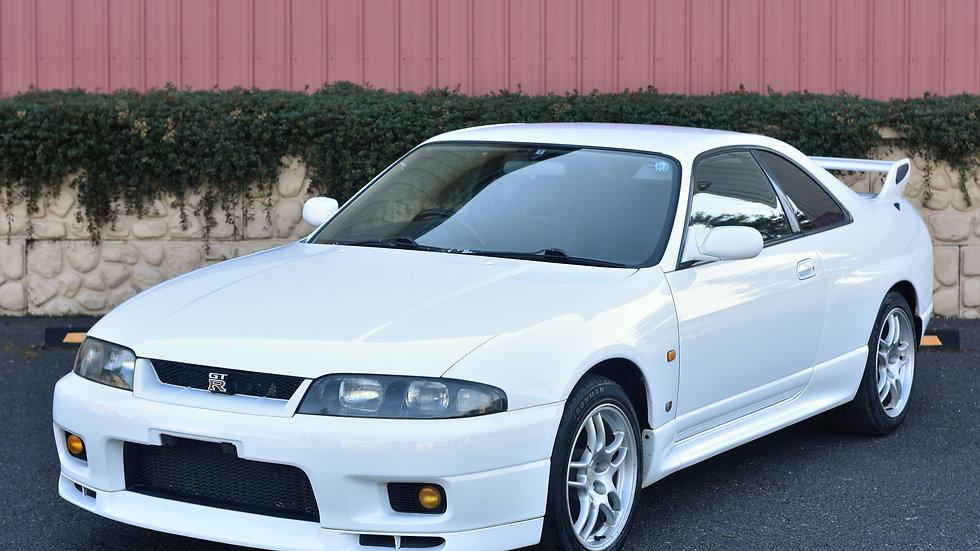 1996 Nissan Skyline GTR Vspec