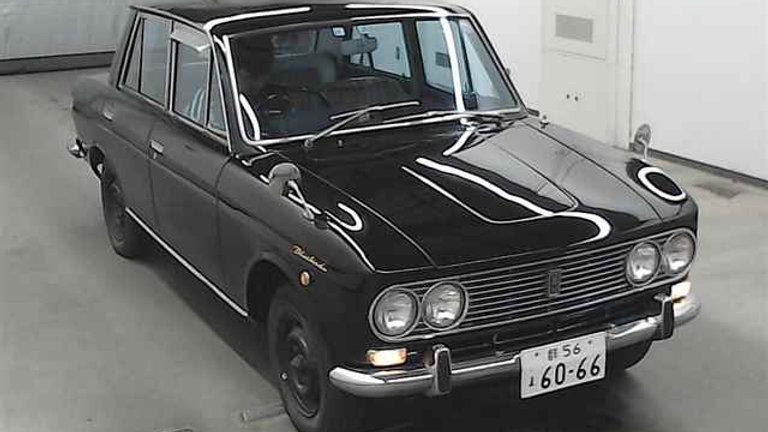1966 Nissan Bluebird