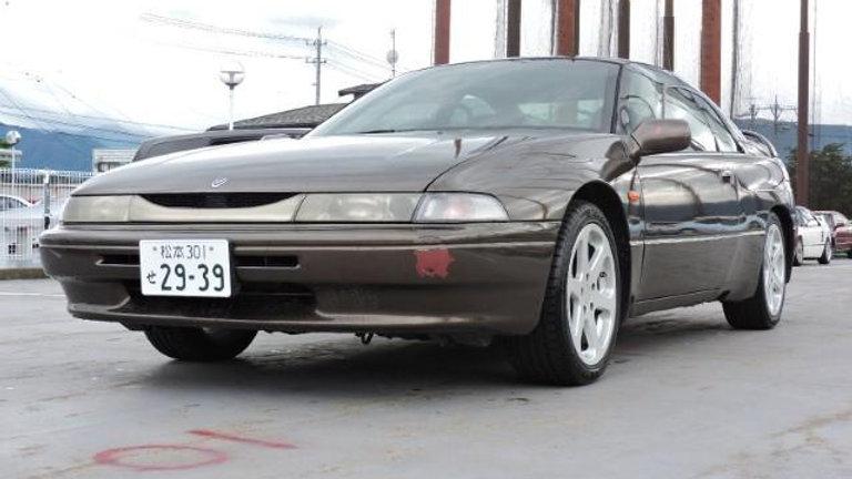 1992 Subaru Alcyone
