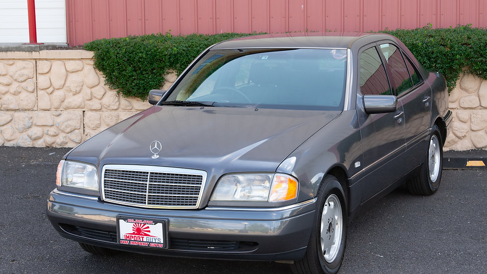 1996 Mercedes C200
