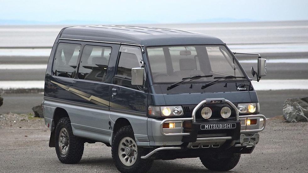 1994 Mitsubishi Delica Jasper