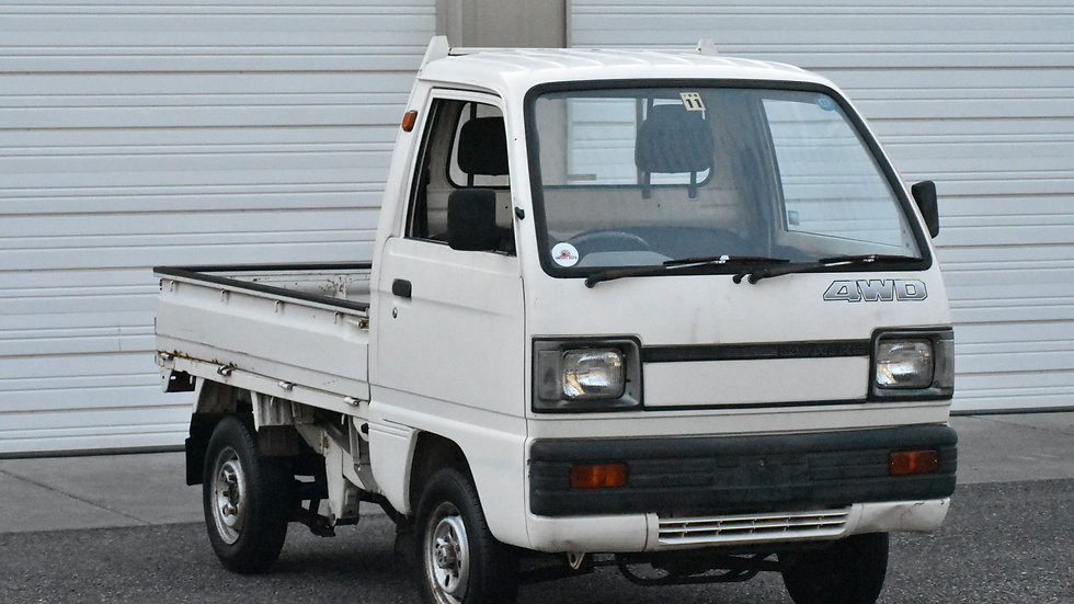 1986 Suzuki Carry 4wd