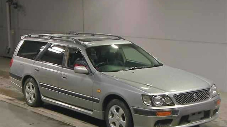 09/1996 Nissan Stagea RS-Four