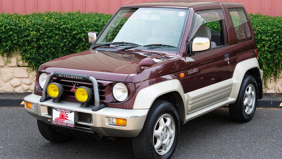 1996 Mitsubishi Pajero JR ZR-II