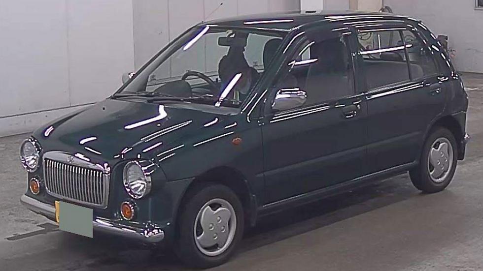 1994 Subaru Bistro