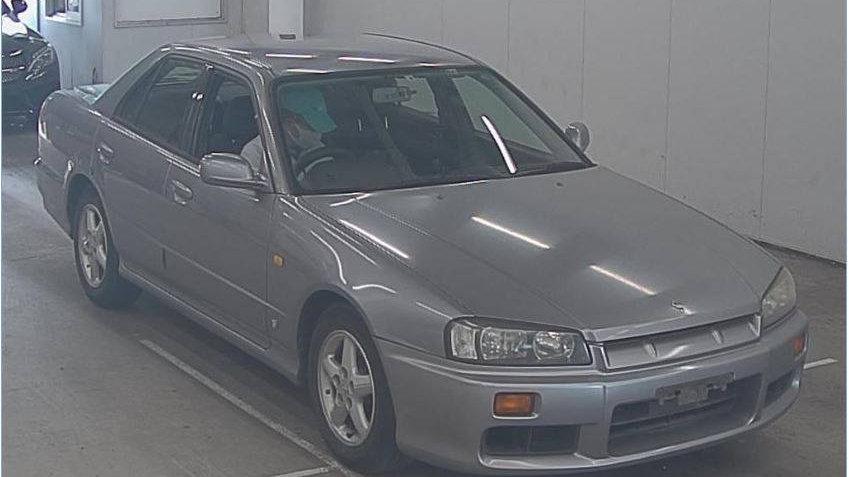 08/1998 Nissan Skyline GT