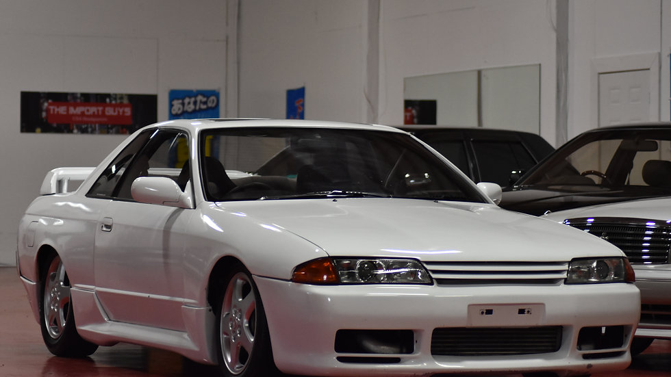 1989 Nissan Skyline GTST *RB25DET*