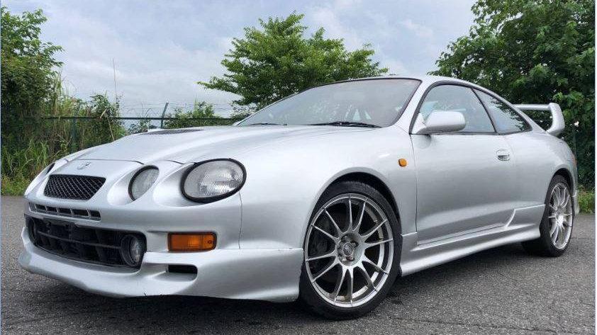 1995 Toyota Celica GT-Four