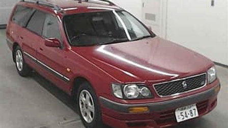 1996 Nissan Stagea RS-Four