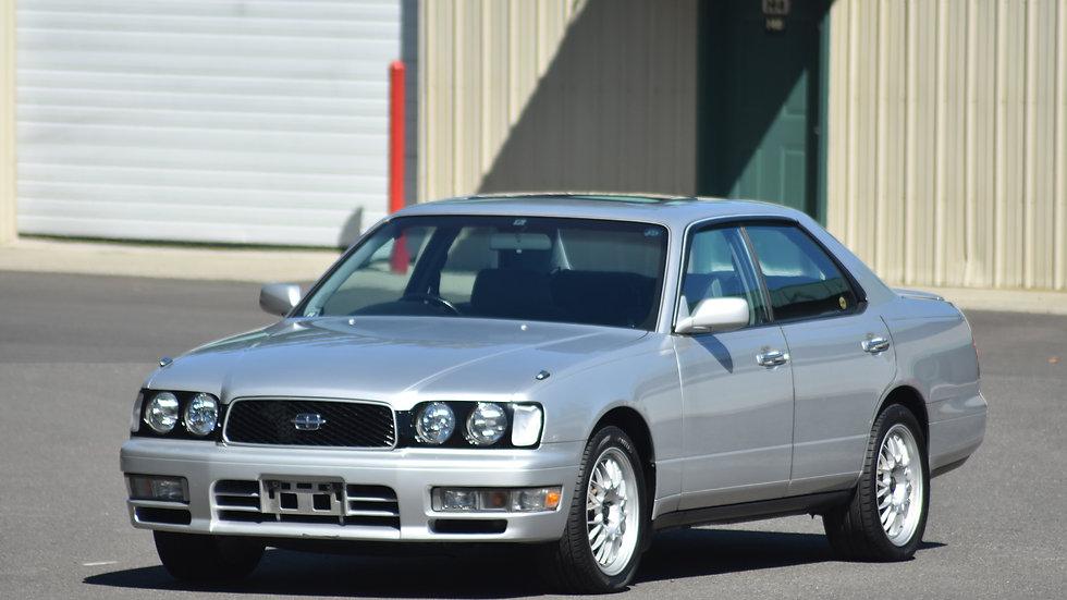 1995 Nissan Gloria Gran Turismo