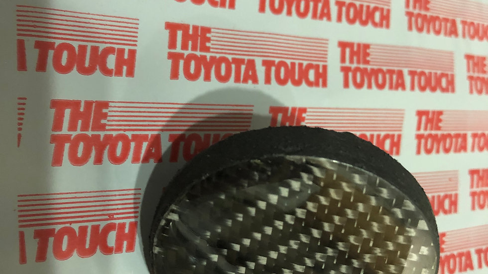 CarbonFiber Toyota 1jz/2jz (one-touch) oil cap.