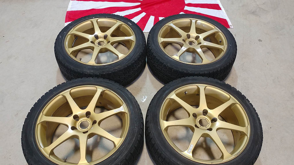 Yokohama Model 7 W/ Tires 5x114.3