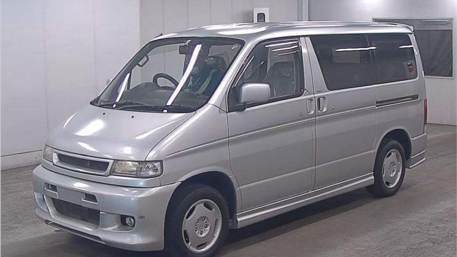 1996 Mazda Bongo Friendee W/Mazdaspeed kit