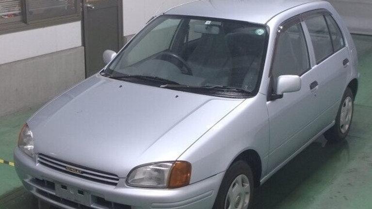 1996 Toyota Starlet 4wd