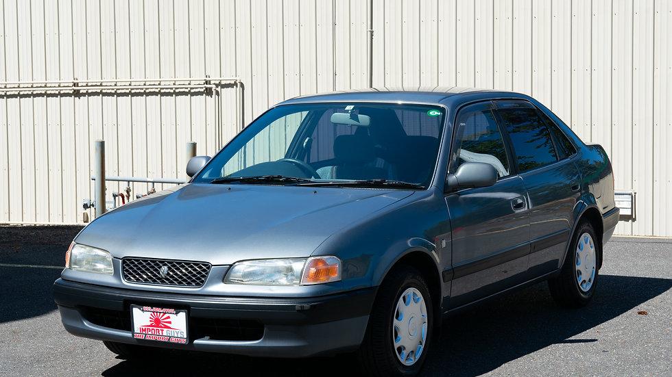 1996 Toyota Sprint SE Vintage