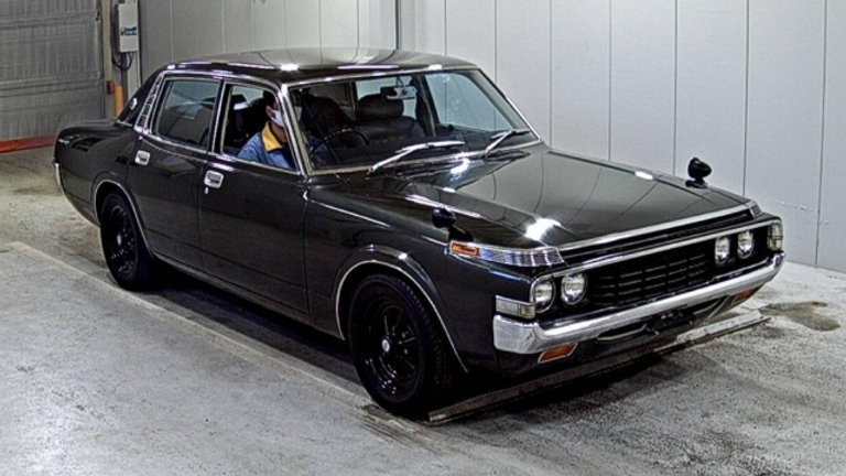 1973 Toyota Crown