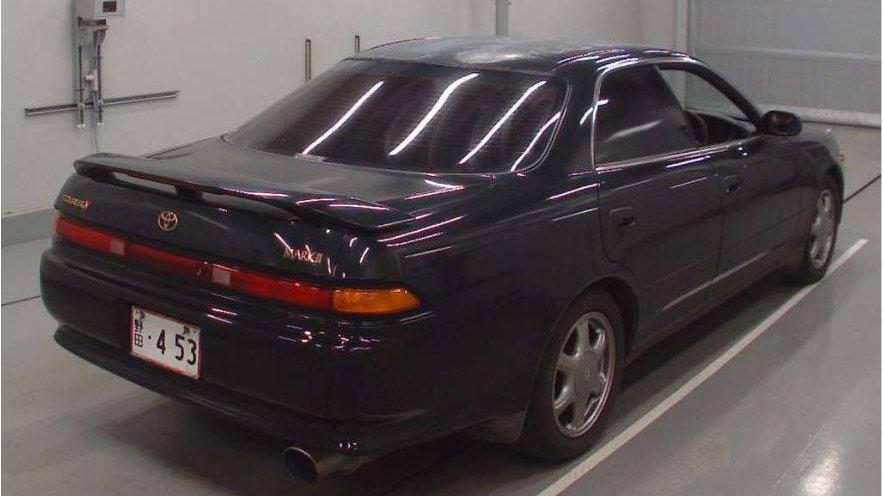 199 Toyota Mark II