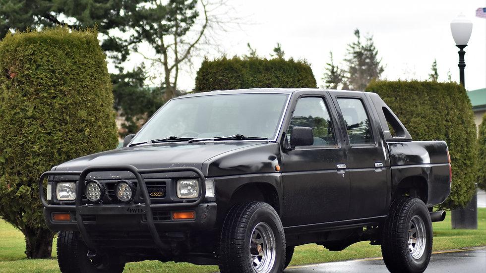 1992 Nissan Hardbody
