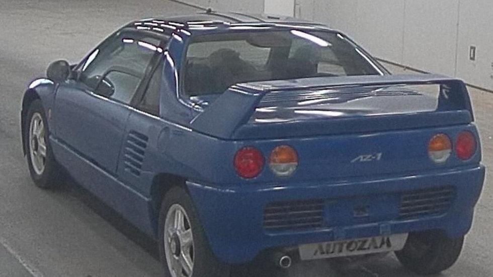 1993 Mazda Autozam