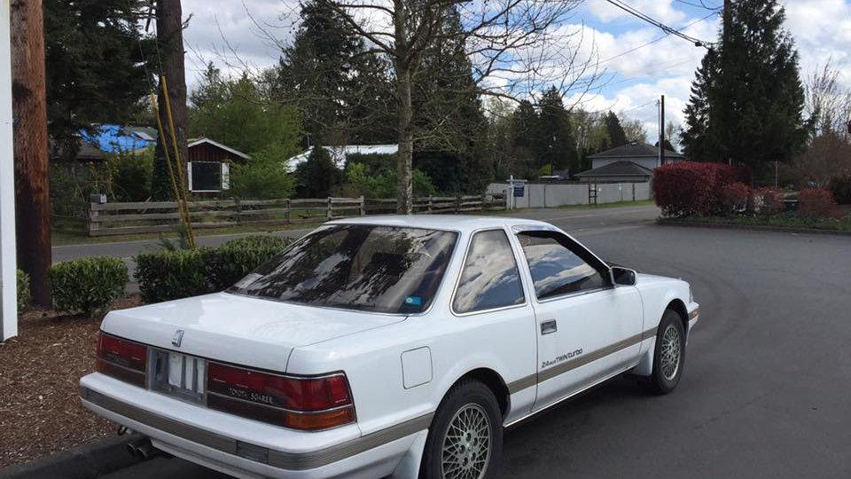 1987 Toyota Soarer Twin Turbo