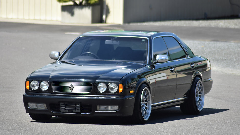 1992 Nissan Cedric Gran Turismo Ultima