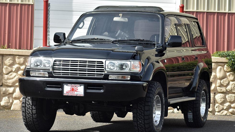 1993 Toyota Landcruiser VX Limited