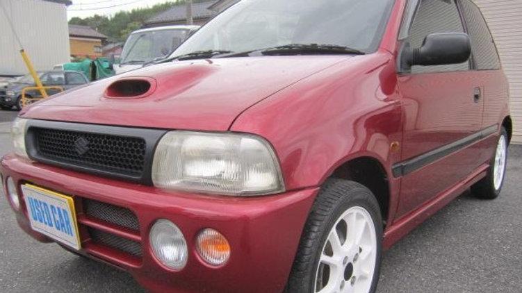1996 Suzuki Cervo AWD Turbo
