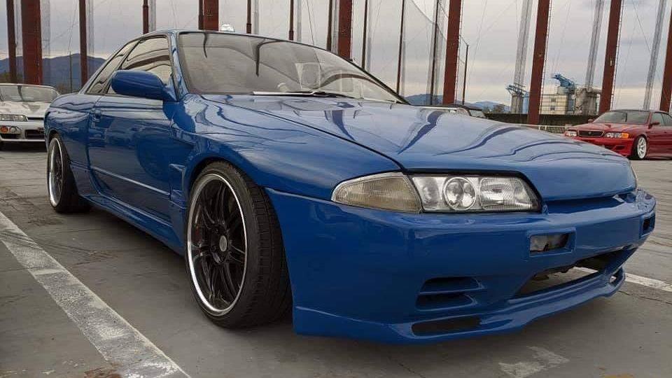 1991 Nissan Skyline Gtst