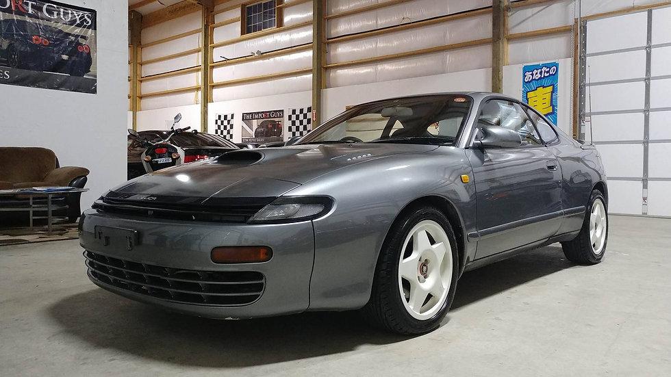 1990 Toyota Celica GT-Four AWD Turbo