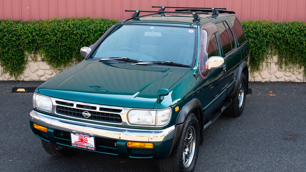 1996 Nissan Terrano R3M-R Wide Limited