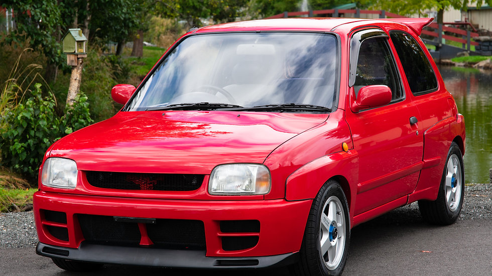 1994 Nissan March Impul Edition