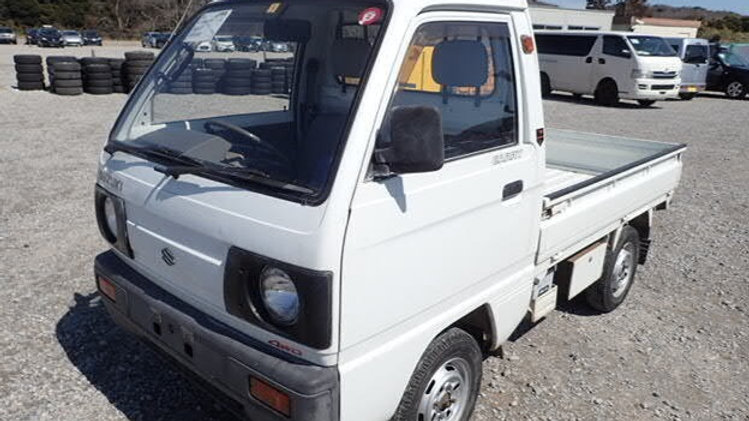 1989 Suzuki Carry 4WD