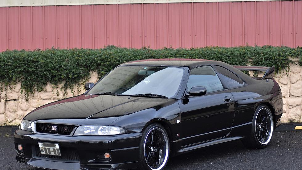 1995 Nissan Skyline GTR