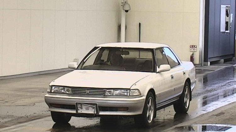 1990 Toyota Mark II