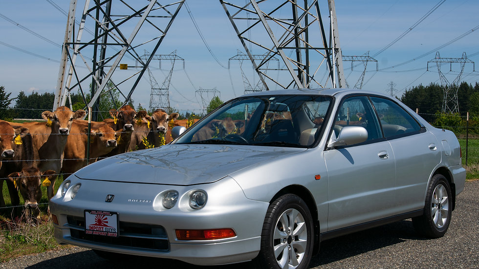 1994 Honda Integra Type ZX