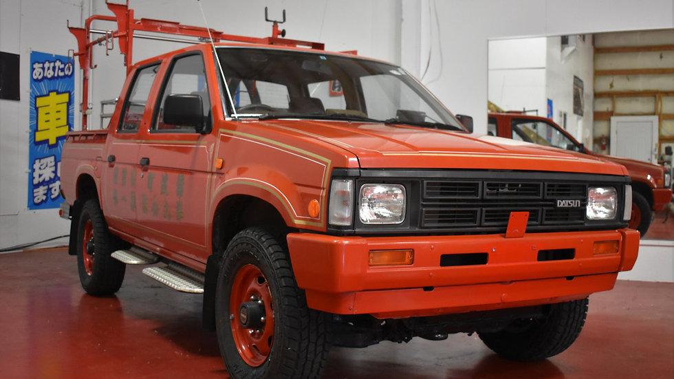 Nissan Datsun Firetruck