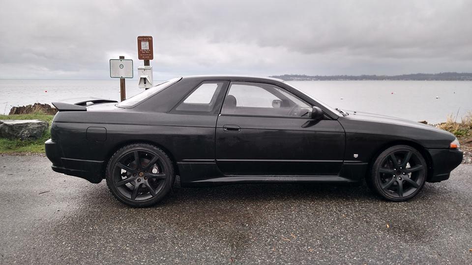 1989 Nissan Skyline GTST