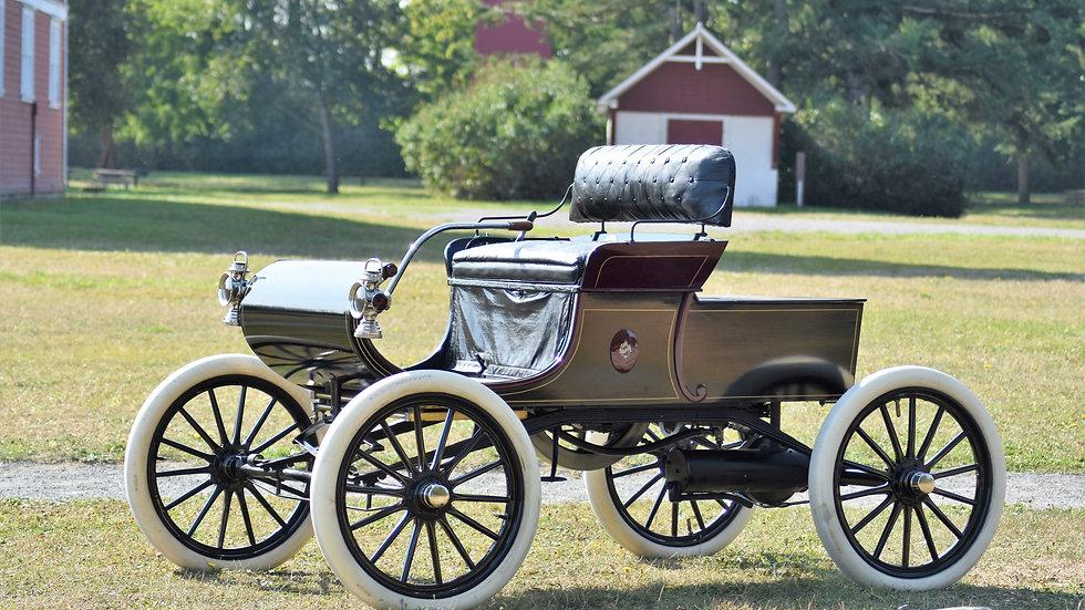 1903 Oldmobile Curved Dash
