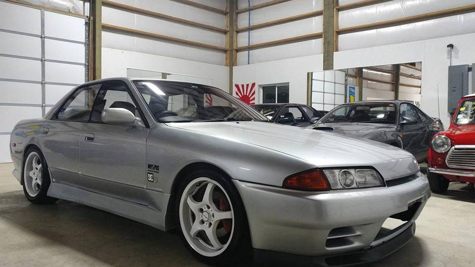 1990 Nissan Skyline GTST