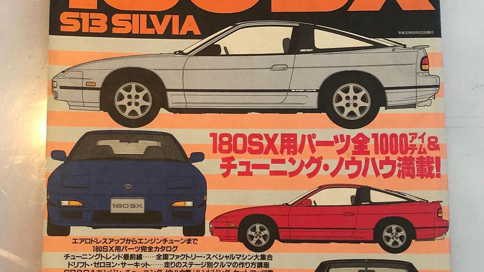 S13 180sx Silvia Hyper Rev Magazine