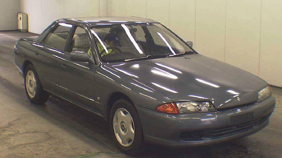1991 Nissan Skyline GTS25