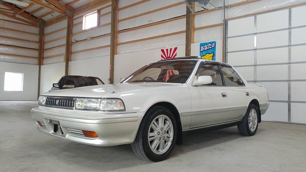 1990 Toyota Cresta JZX81
