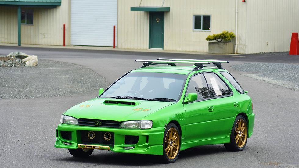 1994 Subaru Impreza WRX STI #18 of 200!